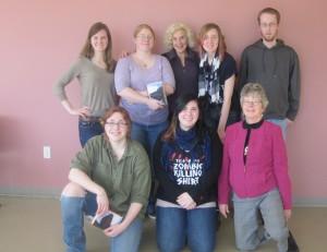 Cathy Eaton's students